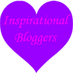 Inspirational Bloggers Heart