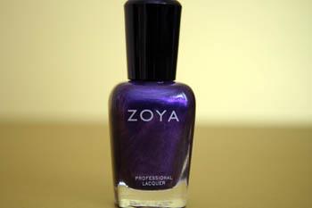 zoya bottle