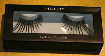 inglot lashes
