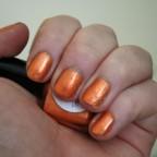precious polish orange