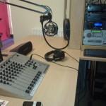 The Studio - where the music happens.