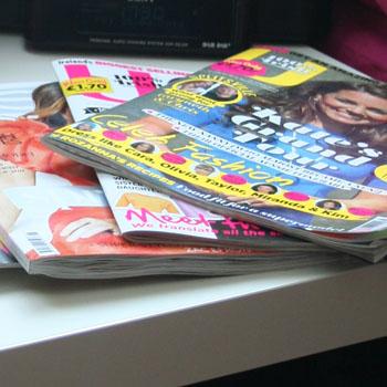 LTBC-Magazines