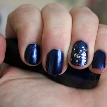 sinful-blue-nails