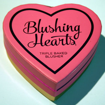 Blushing Heart Box