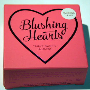 Blushing Heart Outer Package