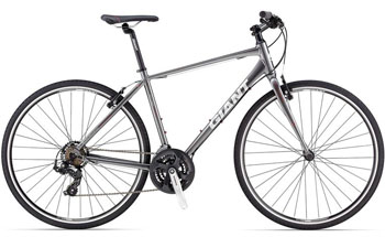 My new wheels! (Credit: Giant Bicycles)
